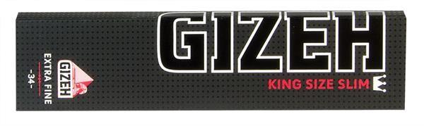 Gizeh EXTRA FINE King Size Slim Papier