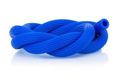 Shisha Silikonschlauch Riffle Blau