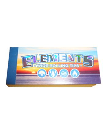 Elements breite Filter Tips wide