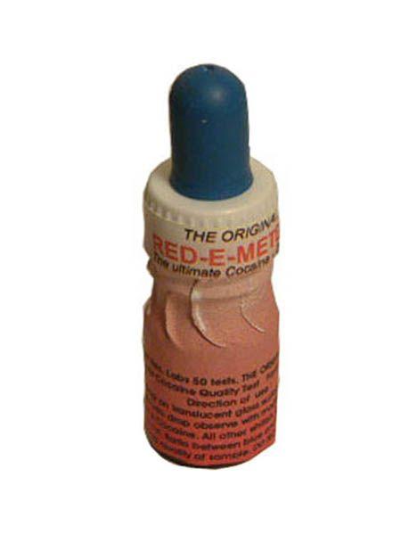 Kokain Test - Reinheit Test Red-E-Meter