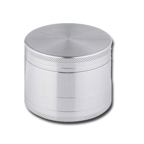 CNC Alu Grinder, chrom, 4tlg., Ø 50 mm