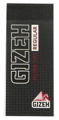 Gizeh Black Filtertips
