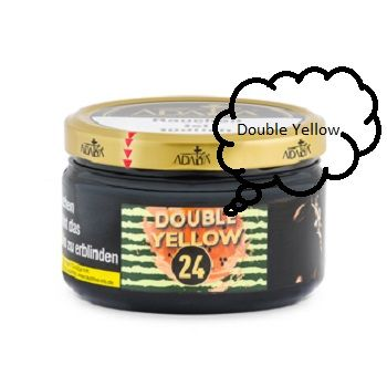 Adalya Tabak Double Yellow, 200g