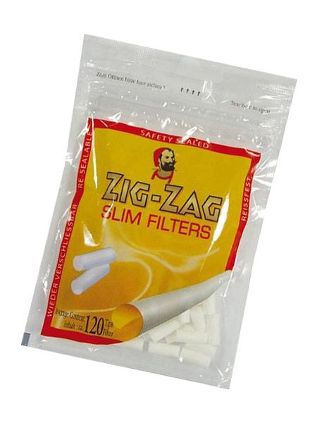 Zig Zag Spezial Drehfilter Slim 150