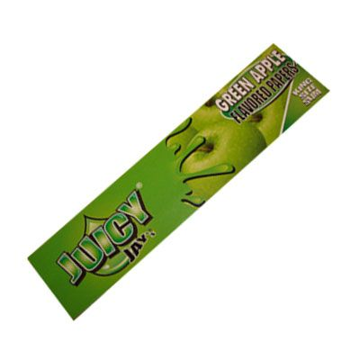 Juicy JaysGreen Apple King Size Slim Blättchen