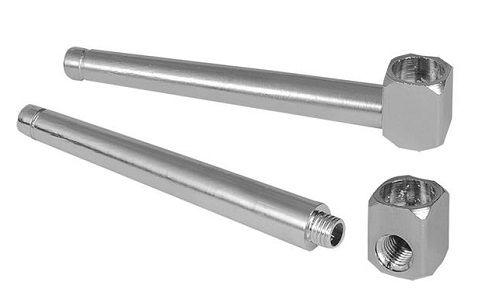 Rollmate Pipe Chrome