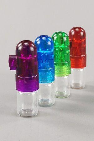 Portionierer klein, durchsichtiges Glas, Höhe- 5cm
