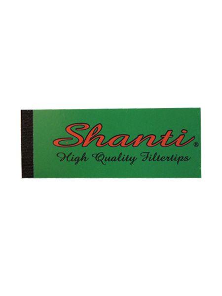 Shanti Filtertips 2,5 x 6cm, perforiert, breit