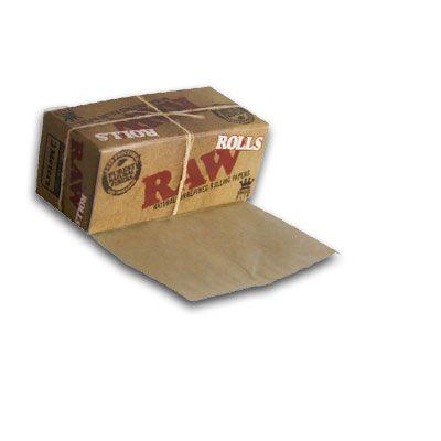 RAW Rolls Organic - 5 Meter Rolle