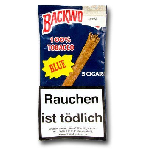 Backwoods Blue Cigars, 5er Pack