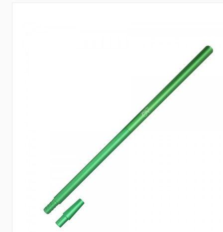 AO Alumundstück inkl Schlauchanschluss Grün