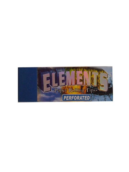 Elements Filtertips Tips perforiert